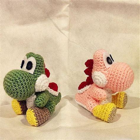 amigurumi patterns mario yoshi amigurumi crochet pattern pdf meme etsy and mario
