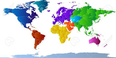 map of the world clipart clipground