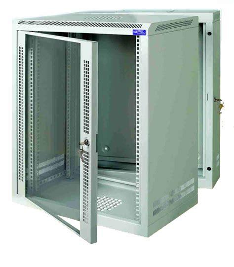 Jual Aksesoris Rak Server jual harga abba rack paket wallmount rack 19 inch 8u 450mm