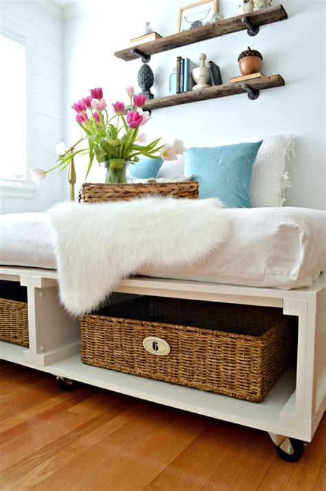 diy beds 21 diy bed frames to give yourself the restful spot of