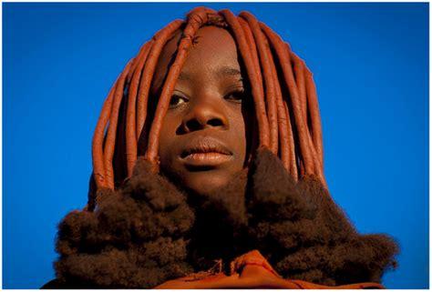 Baju Anak Jsp962 Swag Style 04 keunikkan suku himba lumur tanah liat di rambut dairishare