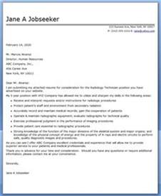 Imaging Specialist Cover Letter by 1000 Images About Career On Cover Letters Cover Letter Exle And