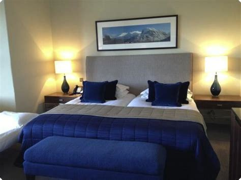 2 twin beds together travel with kids balmoral hotel edinburgh scotland review