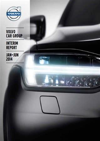 ab volvo annual report press material corporate reports volvo car