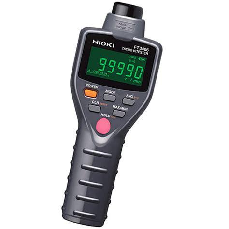 Sanwa Se300 Non Contact Tachometer alat ukur kecepatan putaran meter digital