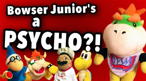 Overall Sml 2 sml ytp bowser jr s a psycho