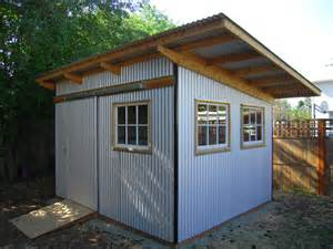 Modern Tool Shed Shed Bike Cantilever Tool Shed Modern