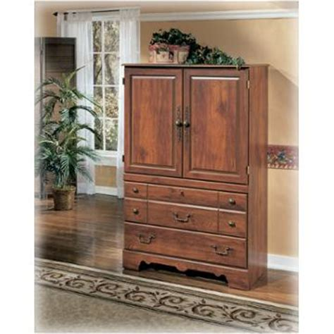 ashley furniture armoire b258 49 ashley furniture timberline bedroom armoire