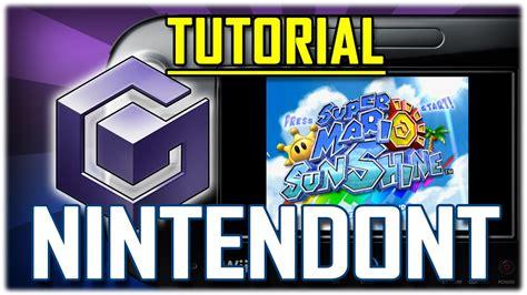 tutorial html español nintendont tutorial c 195 179 mo cargar juegos gamecube desde usb