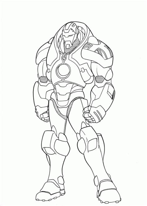 iron man coloring page pdf iron man armored adventures coloring pages 240213 iron man