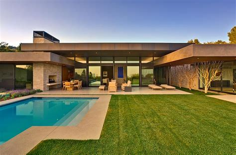 trousdale residence architizer