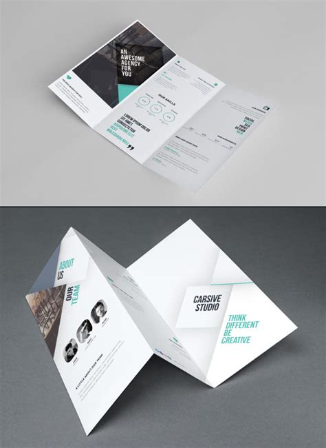 brochure mockup template 50 free branding psd mockups for designers freebies