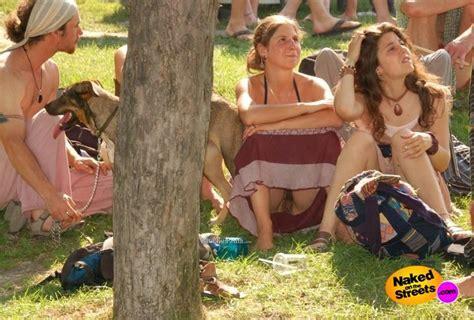 Nude Hippie Festivals