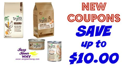 dog food coupons purina new coupons purina beyond dog cat food