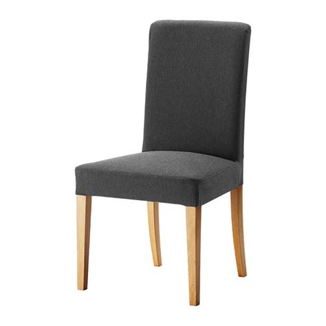 Henriksdal Chair by Henriksdal Chair Dansbo Grey
