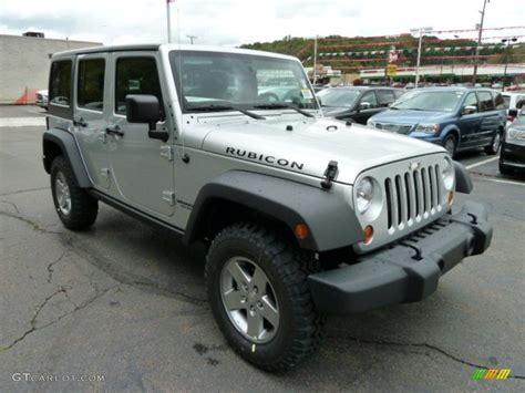 silver jeep rubicon bright silver metallic 2012 jeep wrangler unlimited