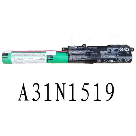 Battray Laptop Asus X43a32k53a42k53a43a53 Oryginal asus x540l 10 8v 2 9ah 33wh genuine laptop battery for x540s