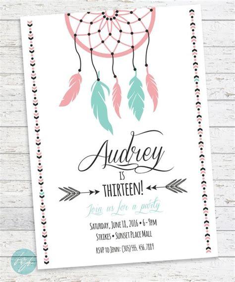 printable birthday invitations for tweens 1000 ideas about teen birthday invitations on pinterest