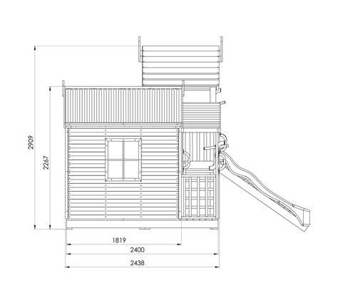 Diy Cubby House Plans Kimba Castle Cubby House Australian Made Wooden Playground