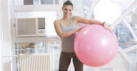 bouncing   yoga ball    lose weight