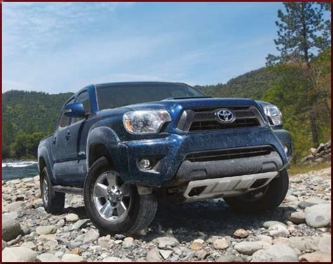 Toyota Sparks 2013 Toyota Tacoma Parts Trd Parts Accessories Sparks