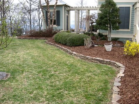 Landscaping Ideas Garden Edging Landscaping Edging Stones Decorating Ideas Your Home