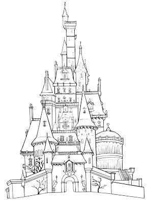 cinderella castle coloring pages az coloring pages princess coloring pages castle coloring pagecolouring