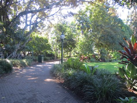 The City Botanic Garden Is A Retreat From The City Right Botanic Garden Brisbane