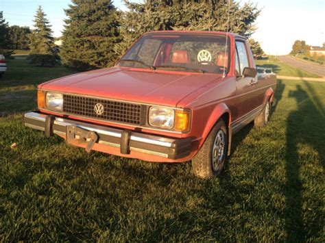 volkswagen caddy truck vw rabbit truck volkswagen caddy for sale