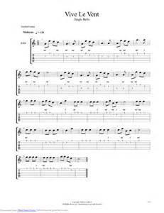 vive le vent jingle bells guitar pro tab misc christmas musicnoteslib