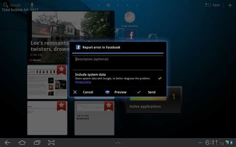 android crash report submit android app crash report when app hangs or get strucked