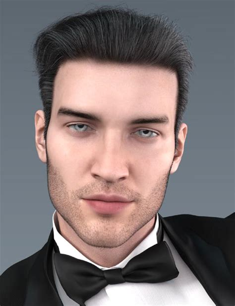 hair for executives executive hair for genesis 3 male and female 187 daz3d and