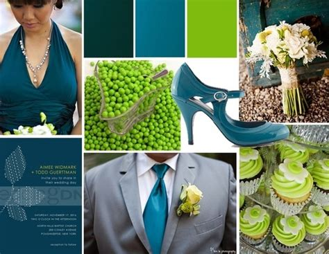 blogger feature teal lime 17 best images about wedding colors on pinterest blue