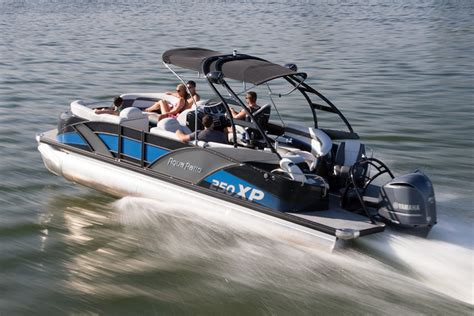fishing boat top brands 10 top pontoon boats our favorites boats