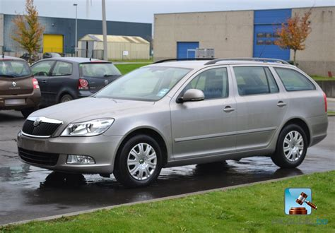 station wagon skoda octavia tdi 2010 for sale on