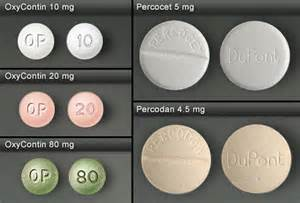 what color is percocet commonly otc and prescription drugs with pictures