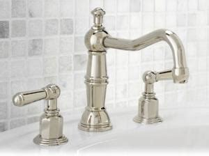 Mico Plumbing Hastings by Clearance Mico Widespread Lavatory Faucet W Solid
