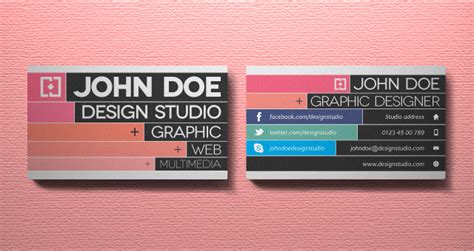 graphic business card templates creative business card vol 3 business cards templates