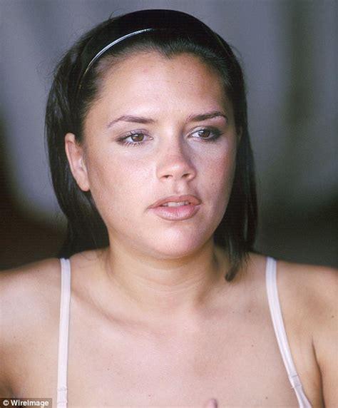 victoria beckham quits fake tan because it s a bit