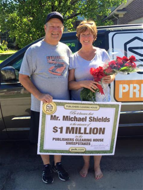 Pch Prize Winners - meet mike shields our newest superprize winner pch blog