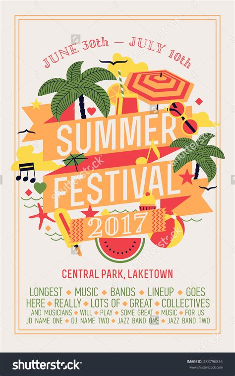 festival poster template food festival poster template www pixshark images
