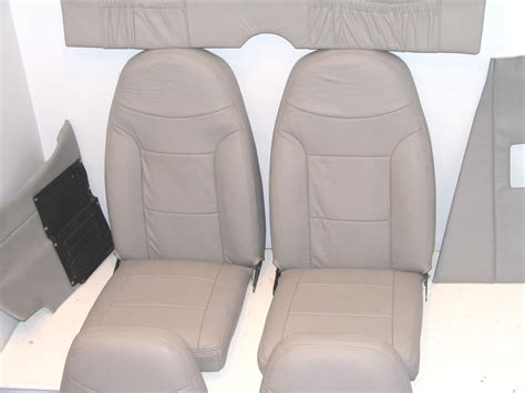 aircraft seat upholstery learning center at