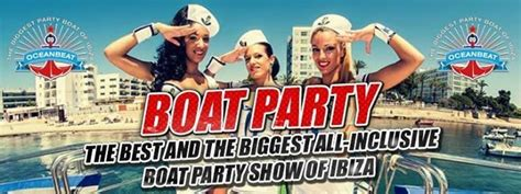 ibiza boat party pictures pictures oceanbeat ibiza boat party with bora bora ibiza