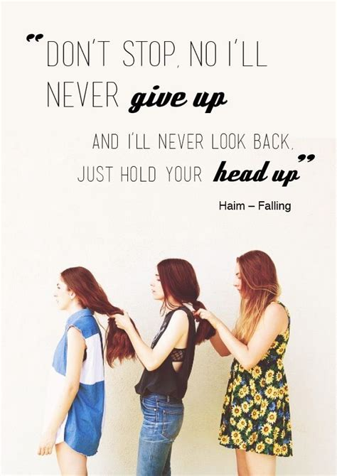 lyrics haim 1393 best haim images on muse big and