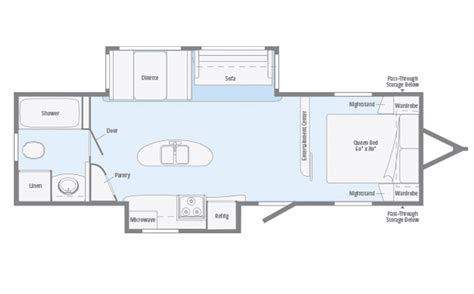 winnebago floor plans winnebago ultralite winnebago towables for sale in tn
