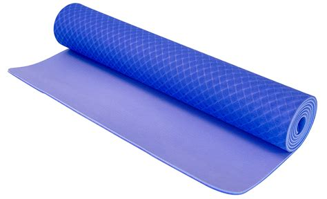 Mat Acronym by Northern Lights 5mm Tpe Mat Purple Fitness Depot