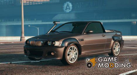 how to fix cars 2005 bmw m3 electronic toll collection 2005 bmw m3 e46 ute pickup for gta 5