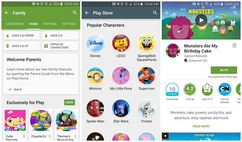 Play Store Keeps Downloading Play Family Now Live In The Play Store