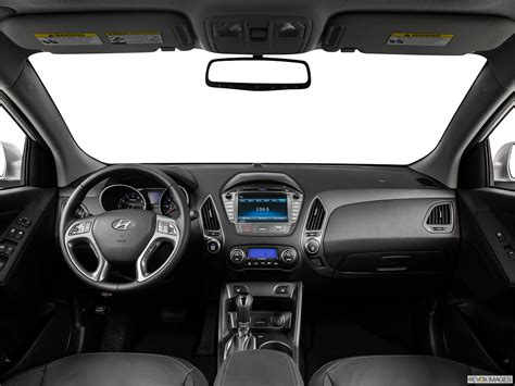 Hyundai Tucson 2015 Interior Wallpaper 1280x960 12860
