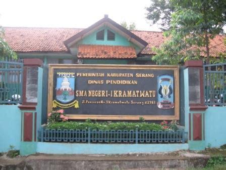 Sejarah Smama Jl Xk13n Peminatan sejarah singkat sman 1 kramatwatu